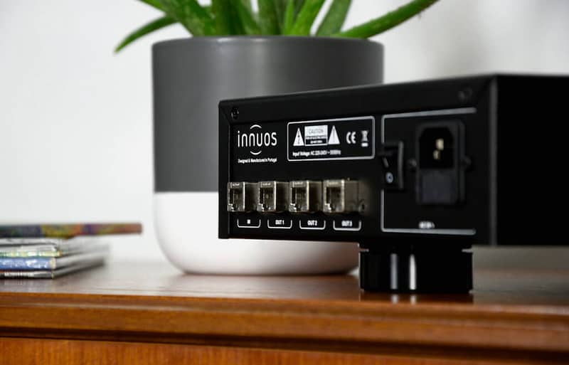 Innuos new PhoenixNET audiophile-grade network switch announced