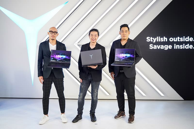 Lenovo introduce new Legion lineup 2021