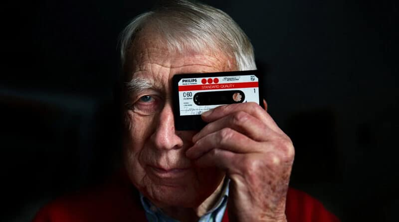 Lou Ottens compact cassette tape inventor died at aged 94
