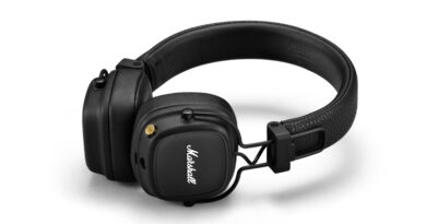 Marshall introduce Major IV wireless headphones with 80 hours battery
