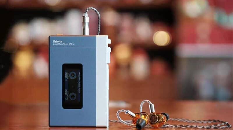 Oriolus DPS-L2 ES9038 Pro flagship retro audio player announced