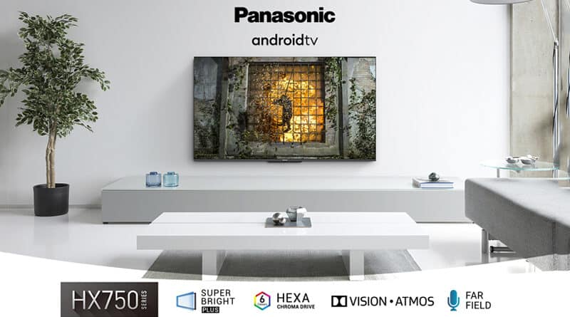 Panasonic introduce HX750 smart Android TV in Thailand