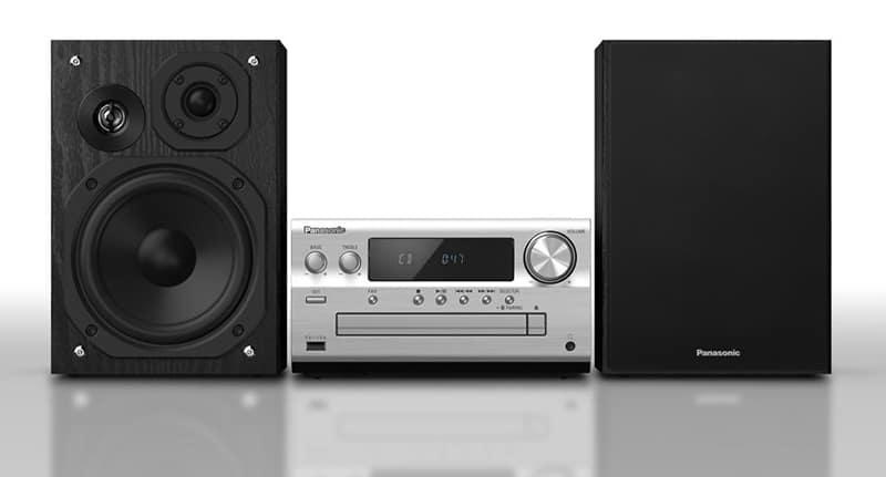 Panasonic launch SC-PMX802 premium mini hifi system feature hi-res audio network streamer