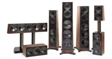 Paradigm launch Founder Series loudspeaker feature hybrid passive/active on flagship model