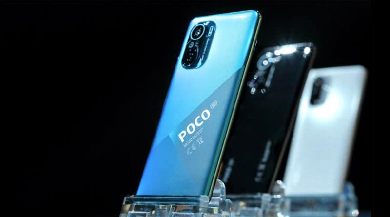 POCO F3 POCO X3 Pro global launch