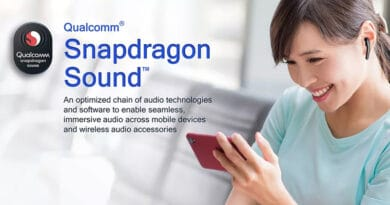 Qualcomm Snapdragon Sound new bluetooth codec allowed stream with 24bit 96kHz resolution