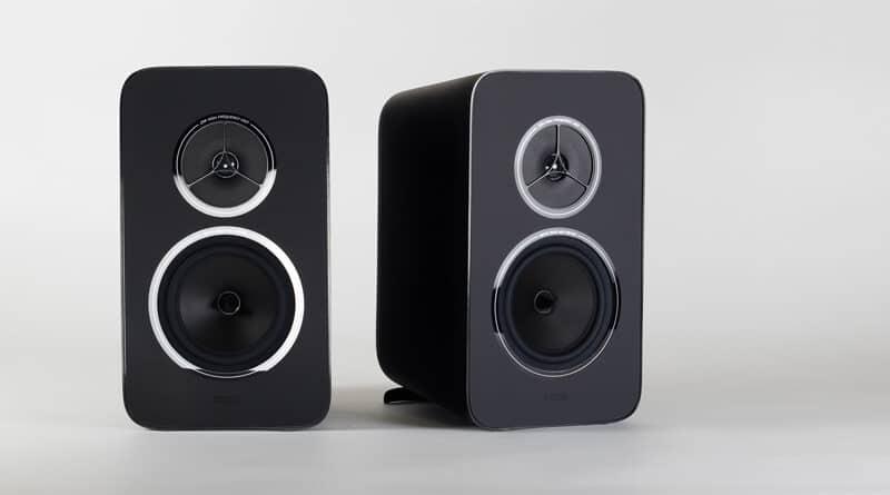 Rega launches Kyte new plastic cabinet bookshelf speakers