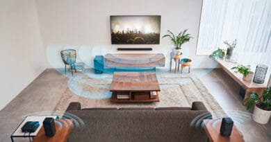 Sony launches HT-S40R new 5.1 soundbar with wireless subwoofer and rear speakers