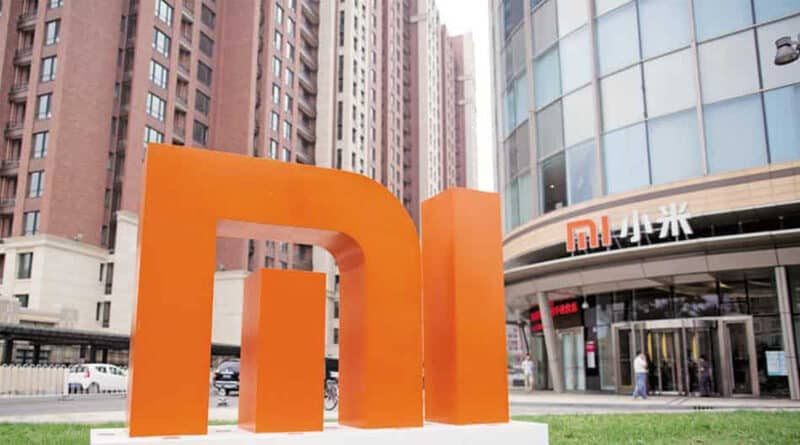 Xiaomi Corporation 2020 revenue