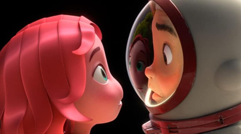 Apple original films and Skydance animation announce new animation Blush