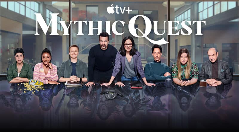 Apple TV+ unveil Mythic Quest season 2 trailer