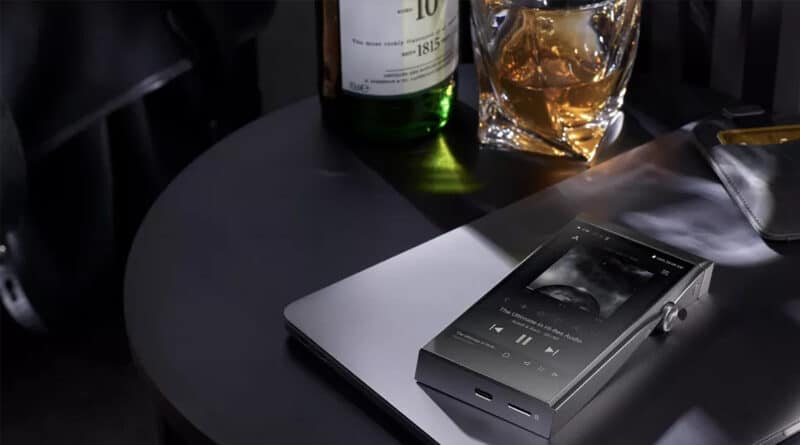 Astell&Kern A&Futura SE180 player features interchangeable DAC modules