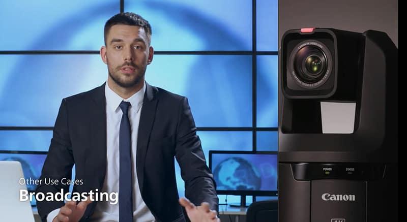 Canon launch new remote camera