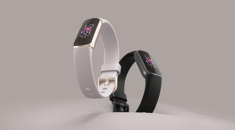 Fitbit introduce Luxe smart band fitness health tracker
