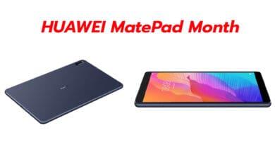 HUAWEI MatePad festival promotion