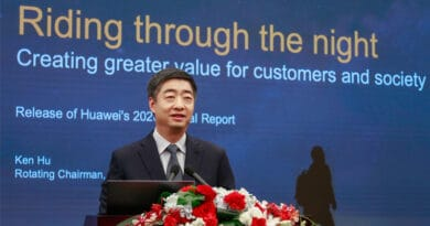 HUAWEI release its 2020 annual report