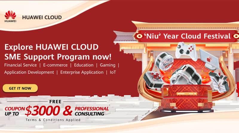HUAWEI SME support program