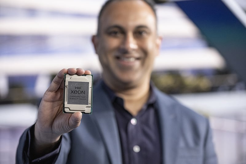 Intel launch Xeon scalable Gen 3 data center processor with more efficiency