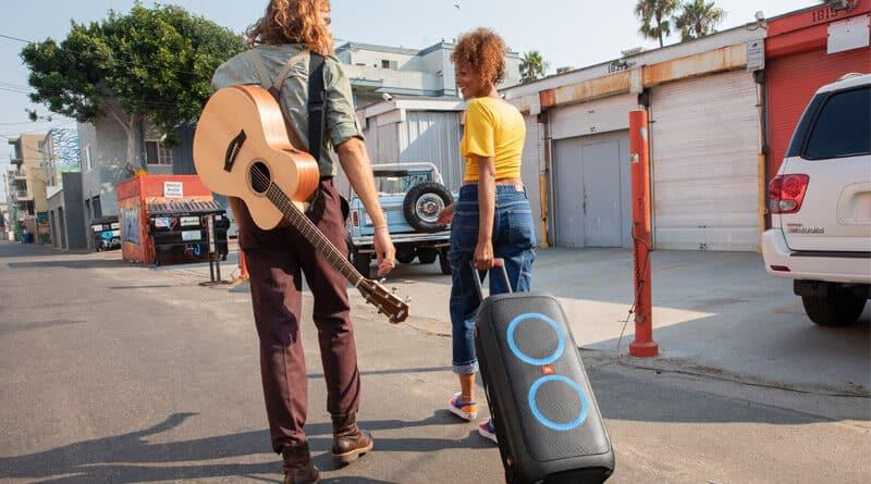 JBL introduce Partybox 310 powered speaker