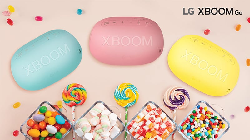 LG launch new Tone Free Xboom Go Jellybean