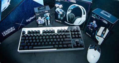 Logitech G x Riot Games launch K/DA gaming gear for League of Legends