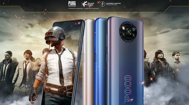 POCO X3 Pro online activity and flash sale