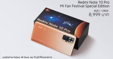 Redmi Note 10 Pro shelfbreak and Mi Fan Festival