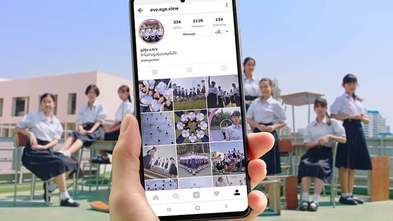 Samsung introduce Galaxy A campaign
