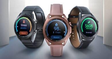 Samsung Watch 3 April promotion