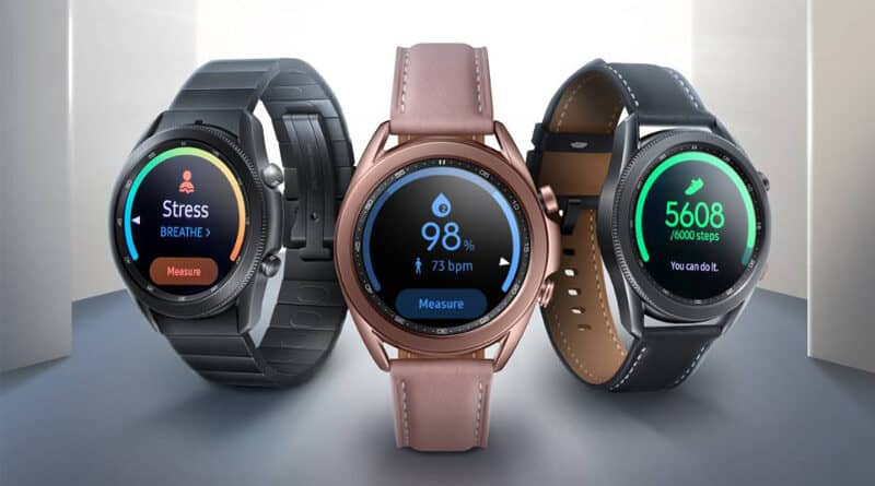 Samsung Watch 3 April promotion