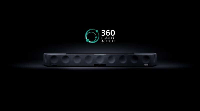Sennheisers premium Ambeo Soundbar now support Sony 360 Reality Audio
