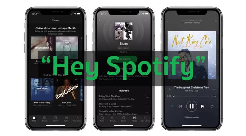 Spotify rollout in-app voice assistant with Hey Spotify wake word