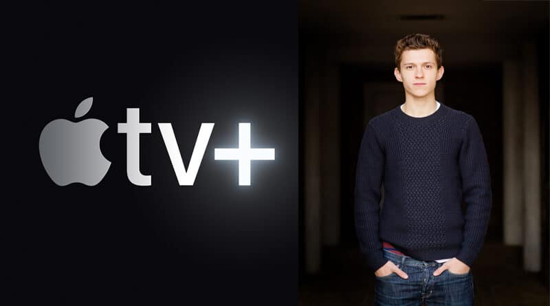 Tom Holland star in Apple TV+ anthology series 'The Crowded Room'