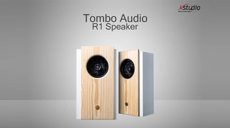 Tombo Audio launch R1 speaker features users customize sound settings
