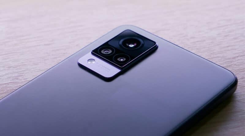 Vivo V21 5G leak release