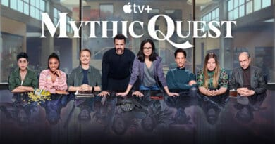 Apple releases Mythic Quest season2 preview