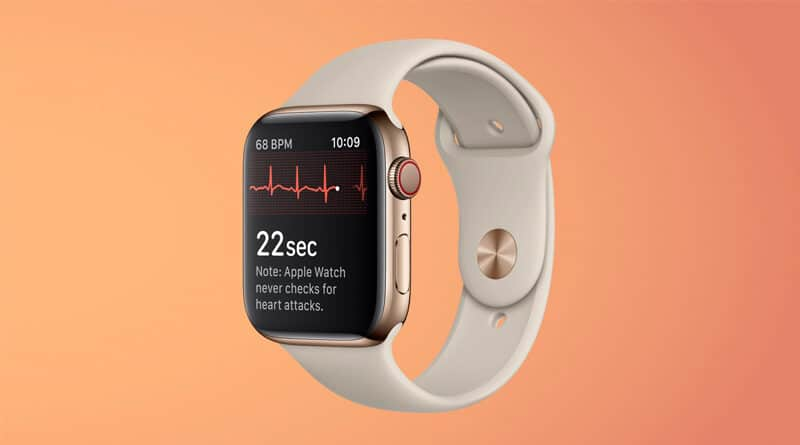 Apple Watch may detect blood pressure blood glucose and blood alcohol