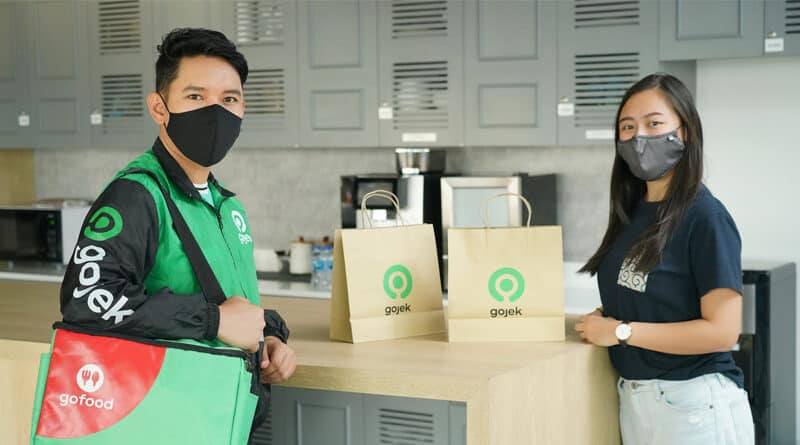 Gojek sustainability report