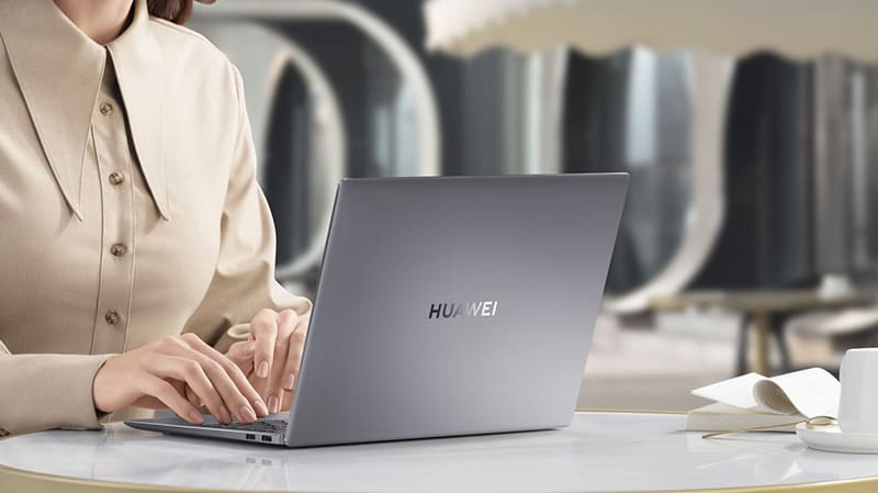 HUAWEI guide guess your personality with laptop usage