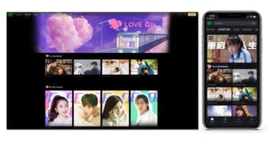 iQiyi promote LOVE ON series
