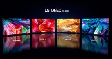 LG announce 2021 Q1 performance
