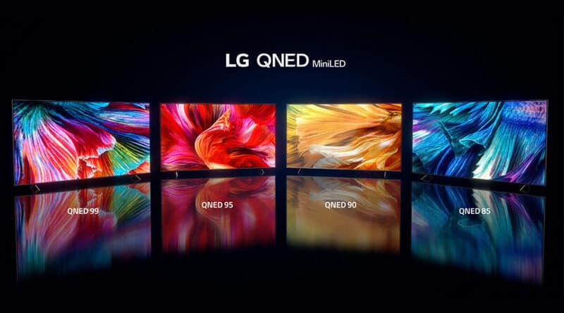 LG announce 2021 Q1 performance