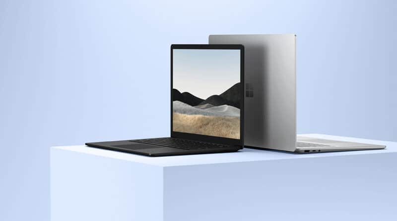Microsoft Surface spring launch 2021 pre-order Thailand