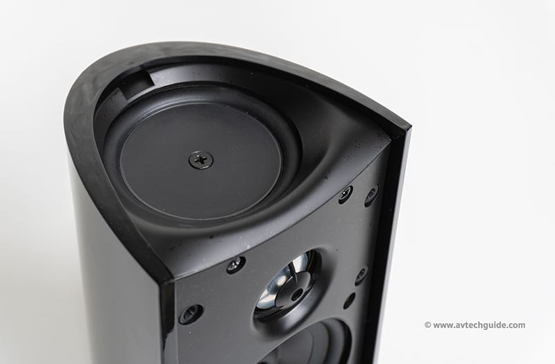 Review Definitive Technology ProCinema 600 System home theatre speaker system