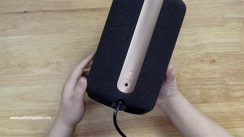 Review Sony SRS-RA3000 wireless loudspeaker