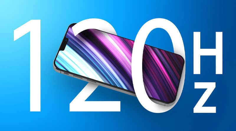 Samsung expected to supply 120Hz displays for iPhone 13 Pro models