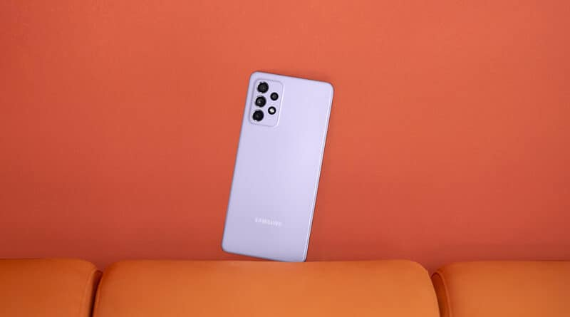 Samsung introduce Galaxy A series