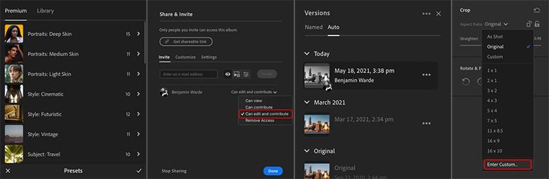 Adobe big updated photo editor technology