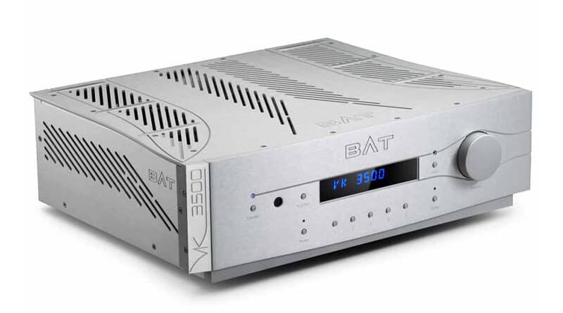 Balanced Audio Technology introduced the VK-3500 hybrid integrated amplifier