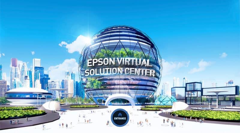 Epson open Epson Virtual Solution Center